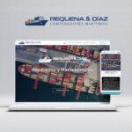 Requena & Díaz Contenedores Marítimos