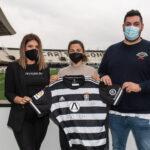 Athos Online se convierte en patrocinador del equipo femenino de FC Cartagena